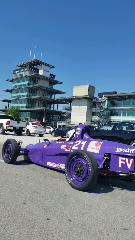 The scca runoffs at indianapolis motor speedway studio21 for Road america motor club